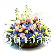 Blossom basket