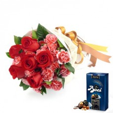 I want to be yours with Baci® Perugina® Extra Dark 70%