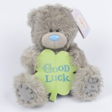 """Me to You """"Good Luck Plaque Plush"""""""