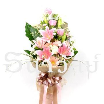 Classic pink bouquet