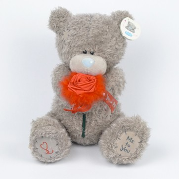"""Me to You """"Bear with single red rose"""""""