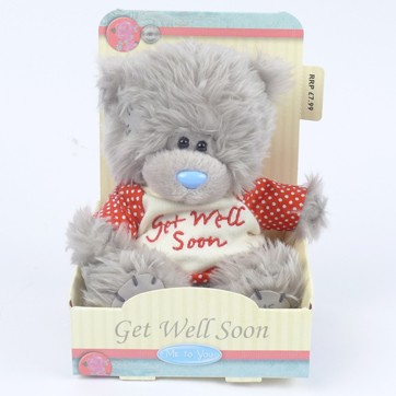 "Me to You ""Get Well Soon"""